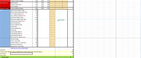 excel page layout view bug pizza