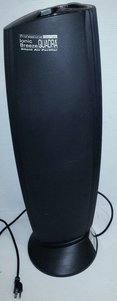 shaper image si737 ionic quadra pro silent air purifier works great 780352341944 ebay