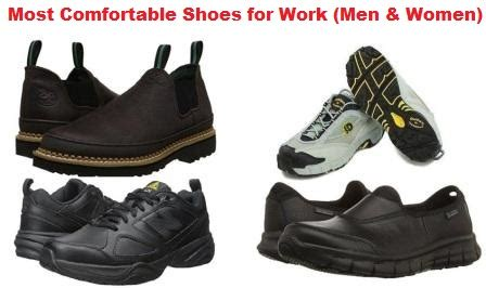 most comfortable sneakers for work most comfortable work shoes in 2018 guide for men women
