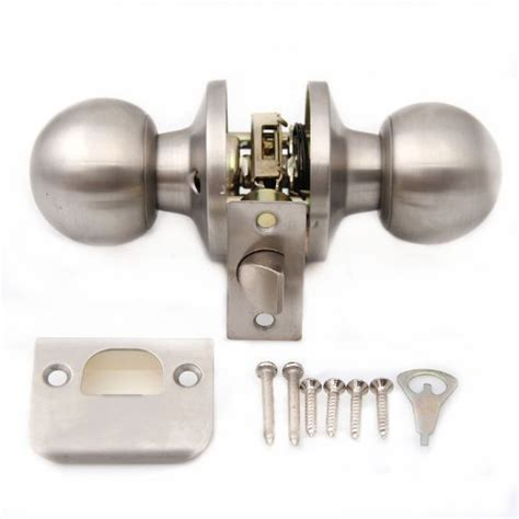 Brushed Steel Door Knobs by Authentic Beiyi Brushed Stainless Steel Door Knobs Handles