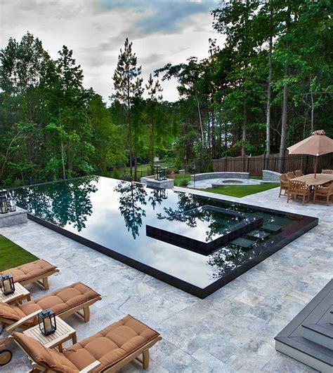 modern pool design trends entering atlanta home