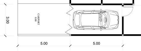 desain ukuran garasi mobil wens auto design sesuaikan luas tanah untuk garasi mobil anda