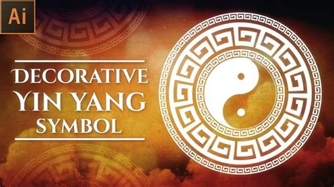 illustrator tutorial yin yang illustrator tutorial how to create a decorative yin yang