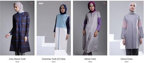 Baju Muslim Wanita Aline koleksi busana muslim favorit elisakaramoy s