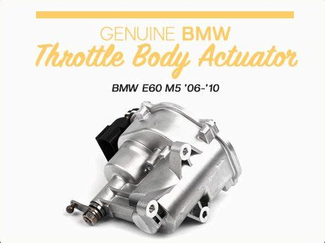 electronic throttle control 2005 bmw 7 series security system service manual remove throttle body 2008 bmw m5 e39 m5 individual throttle bodies