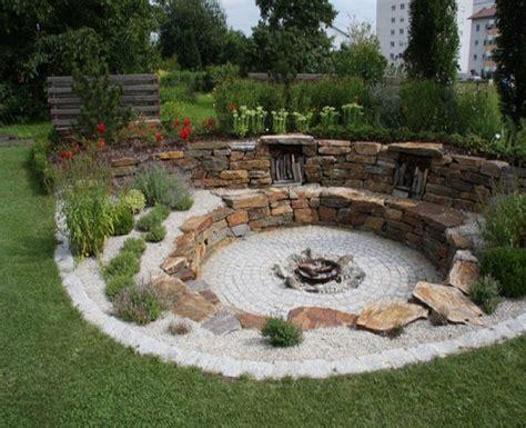 gartengestaltung feuerstelle im gartengartengestaltung - Gartengestaltung Feuerstelle