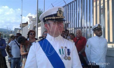 comandante capitaneria di porto cambio della guardia al vertice della capitaneria di porto