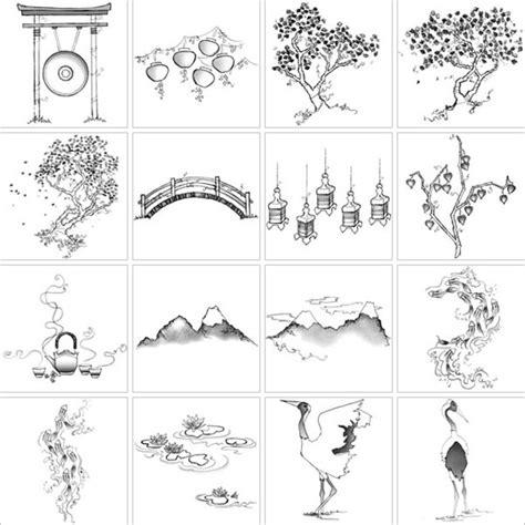 japanese pattern photoshop brush wdl premium japanese orchard photoshop brushes web