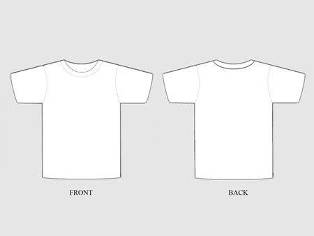blank clothing templates 19 free blank t shirt template designs ucreative
