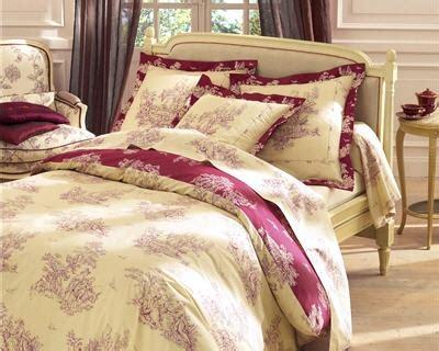 linge de lit quot trianon quot de la camif