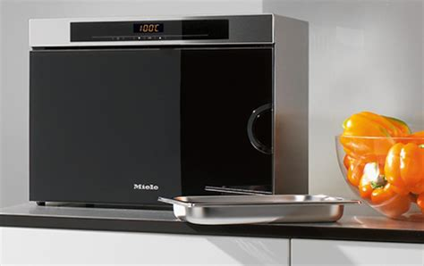 Miele Countertop Steam Oven countertop steam oven from miele