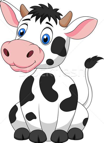 imagenes animadas de amor de vacas bonitinho 183 vaca 183 desenho 183 animado 183 sess 227 o 183 isolado