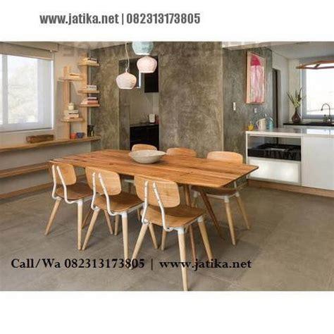 Kursi Cafe Besi set kursi cafe rangka besi dan jati jatika furniture
