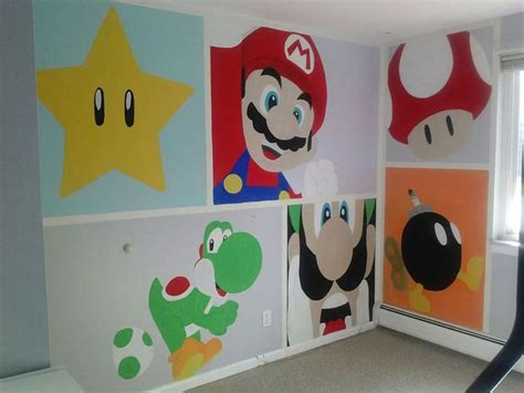 super mario bedroom decor 1000 ideas about super mario room on pinterest mario