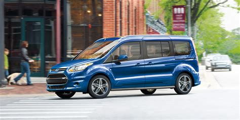 ford transit connect 2018 2018 ford transit connect vehicles on display