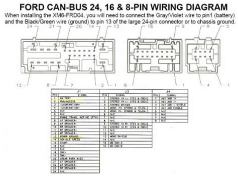ford car stereo wiring harness ford bronco stereo wiring