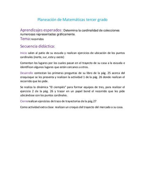 matematica segundo grado esslidesharenet planeacion de matematicas segundo grado