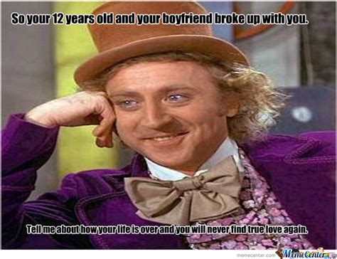 sarcastic willy wonka by technodoggey meme center