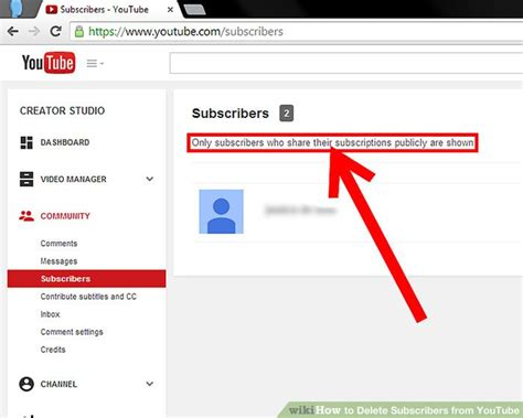 block youtube channels videos and comments with video how to delete subscribers from youtube 6 steps with
