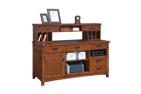 Cherry Maclay Desk With Hutch 801202h At Gardner White Cherry Desk With Hutch