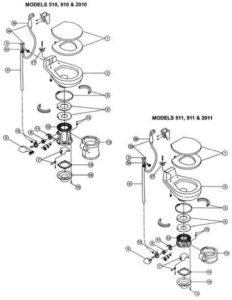 saniflo spare parts diagram marine toilet plumbing diagram marine toilet installation