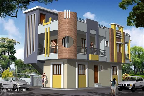 sweet home design and house design rachana architect