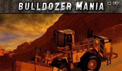 bulldozer mania il gioco