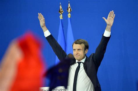 macron s france attracts english speaking tech start ups global japan s abe congratulates macron for winning france