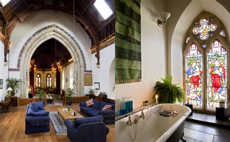 one pair bought and converted church into home in kyloe