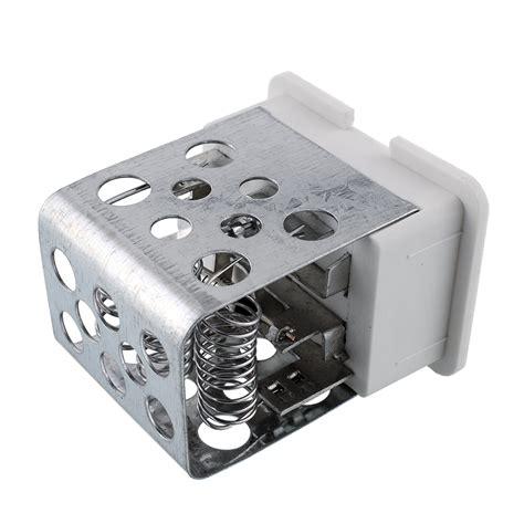 radiator fan resistor heater fan blower motor resistor 90560362 1845796 for