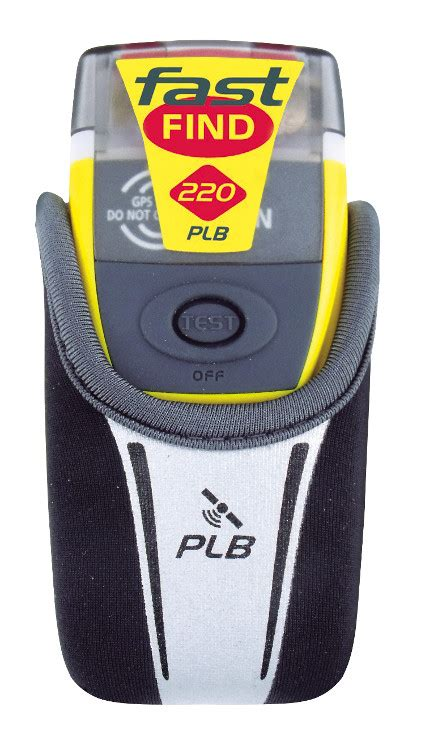 Find Fast Fast Find 220 Personal Locater Beacon Safety And Rescue Equipment