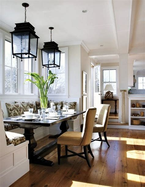 breakfast nook banquette seating banquette seating make effective use of a small space for