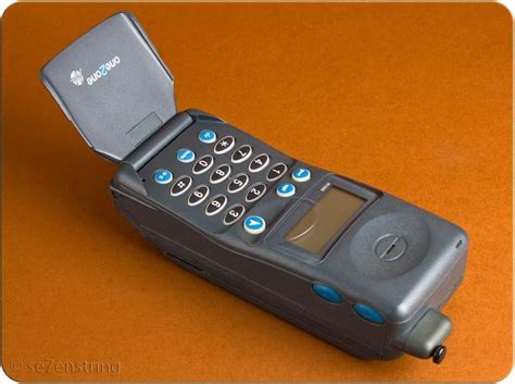 one by one mobile mercury one2one m300 brick mobile phone vintage cell phone