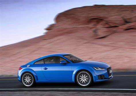 audi tt coupe review pictures