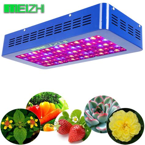 meizhi led grow light review meizhi reflector 450w led grow light panel spectrum