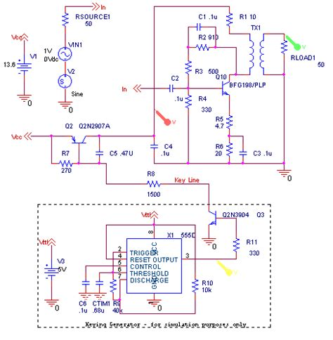 voltage controlled resistor orcad pspice and the ham