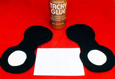 diy mickey amp minnie mouse ears two sisters crafting