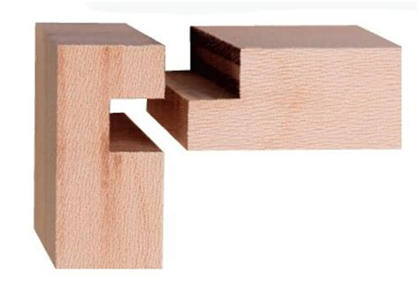 Pinned Rabbet Drawer by Using Your Table Saw To Cut The Four Basic Rabbet Casework