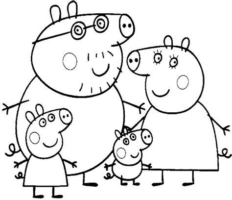 peppa pig drawing templates peppa pig