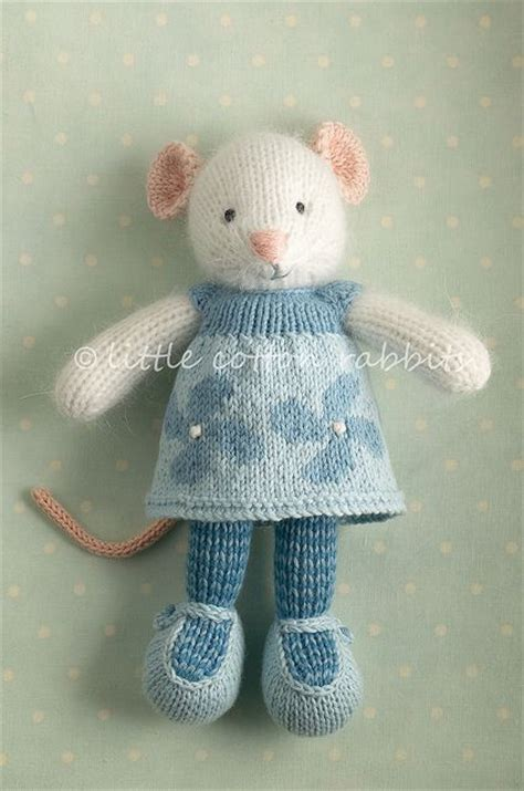 how to knit stuffed animals 91 best images about tejido on dolls
