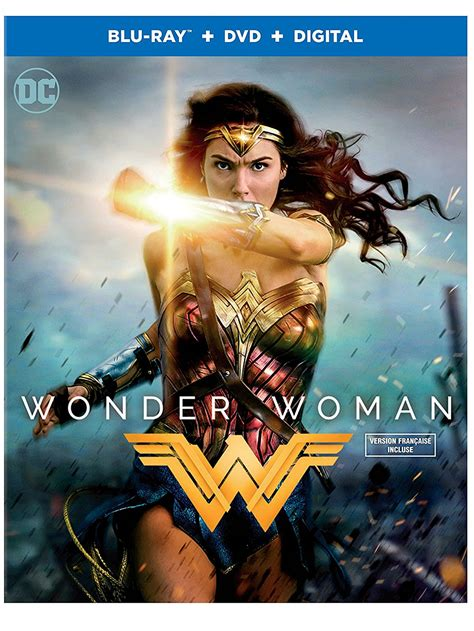 film uscite blu ray wonder woman a satisfying addition blu ray review