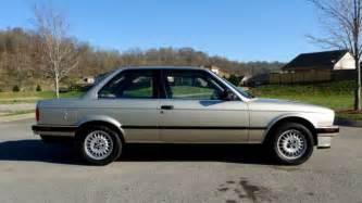 Two Door Bmw Classic 1989 Bmw 325i E30 Two Door Sedan For Sale