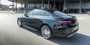 Mercedes E400 Coupe The 2018 Mercedes E400 Coupe Is A Modern Take On An
