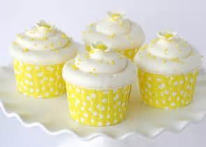 Lemon cupcakes glorious treats