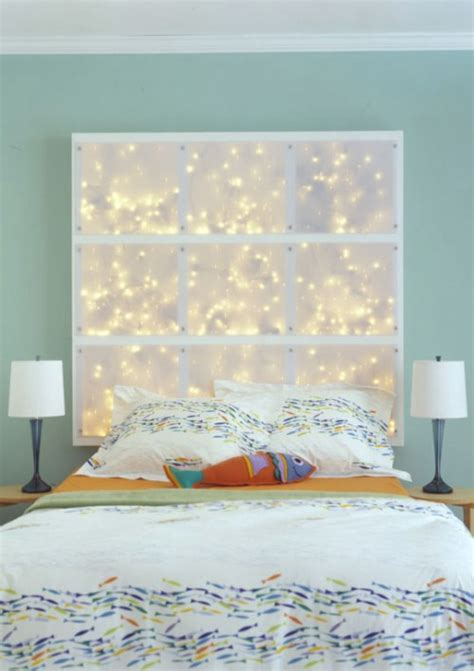 Pool Noodle Headboard by 31 Unique Headboards You Can Make At Home Diy Cozy Home