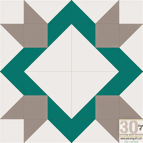 pattern blocks html piece n quilt how to arrowhead star quilt block 30 days