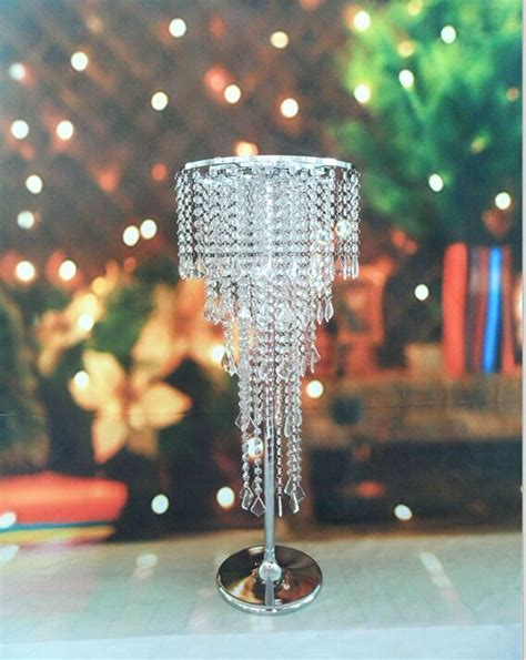 Define Decoration by Free Shipping Acrylic Wedding Centerpiece Table