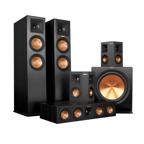 rp 280 reference premiere home theater system klipsch