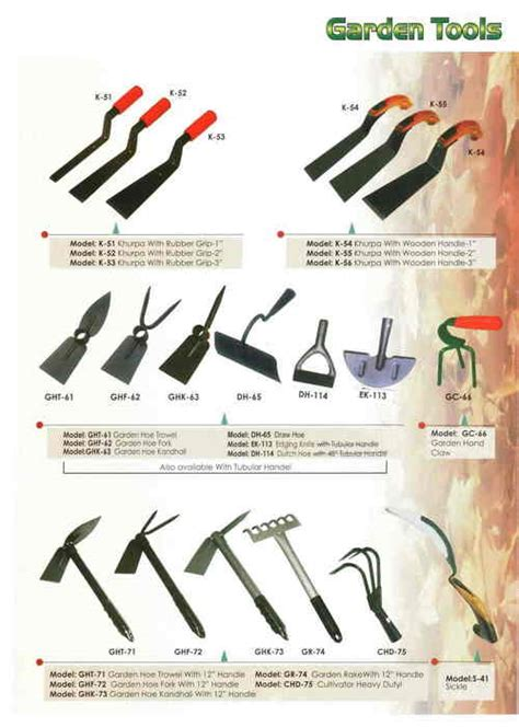 gardening tools list with pictures images garden hand tools garden hand tools exporter