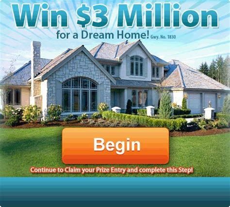 Pch 3 Million Dollar Dream Home - want to win a house pch publishers clearing house pinterest win a house